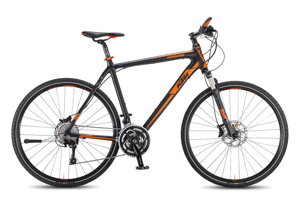KTM Cross Bike Chronos