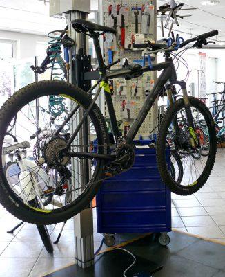 Fahrrad Reparaturen in Dresden