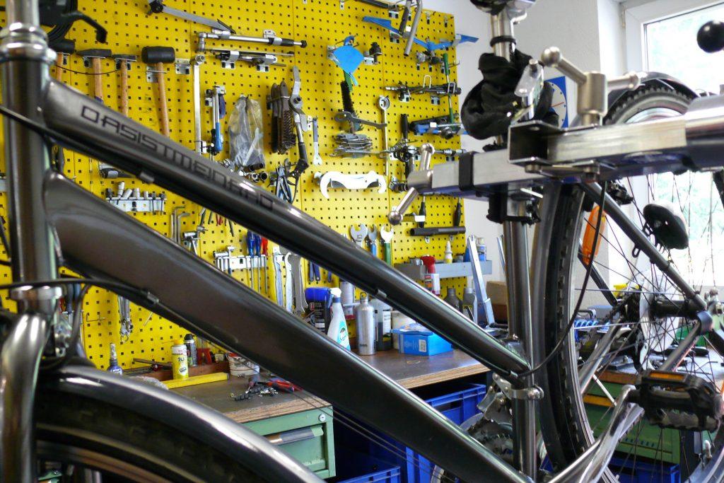 Fahrradwerkstatt Dresden
