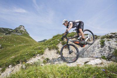 Mountainbikes bei Fahrrad Eichler Foto: ©KTM