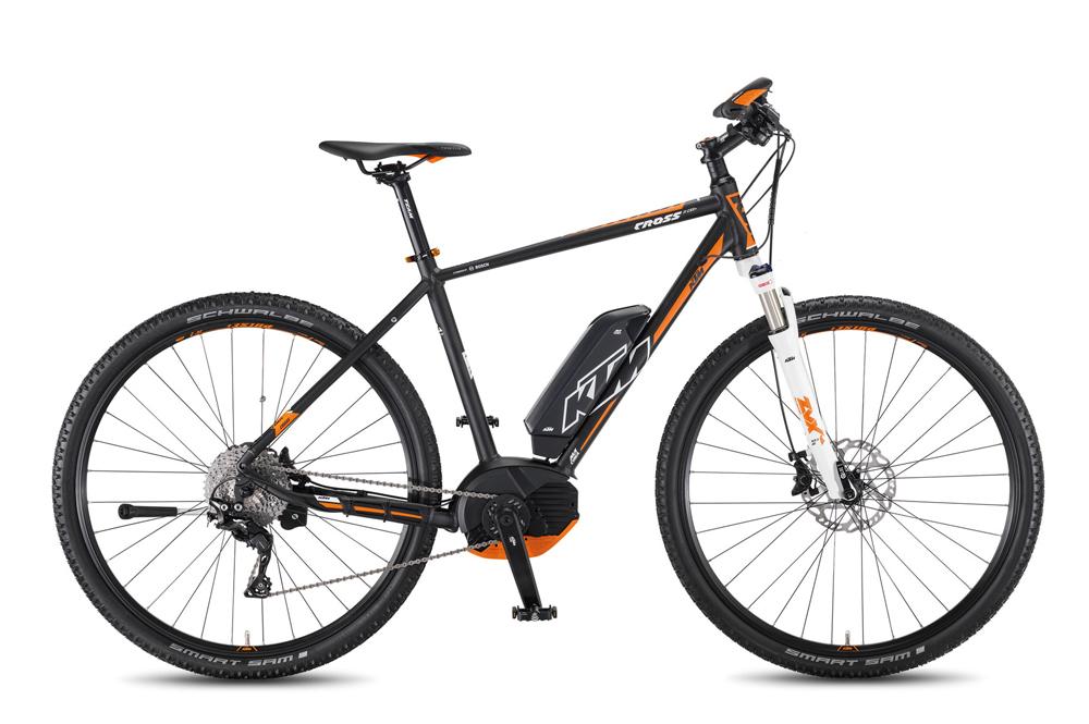 KTM E-Bike Macina Cross 11 CX5+
