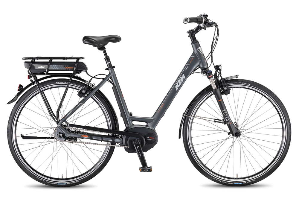 KTM E-Bike Macina Eight XL P5